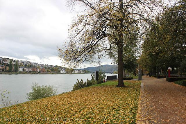Koblenz in Autumn