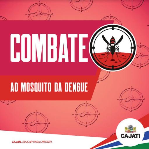 Prefeitura de Cajati realiza nebulização contra a Dengue
