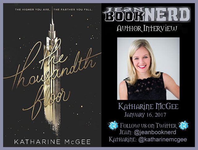 Katharine Mcgee Author Interview Jean Booknerd