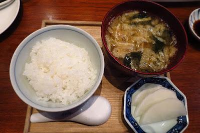 Suju Japanese Restaurant, gohan set