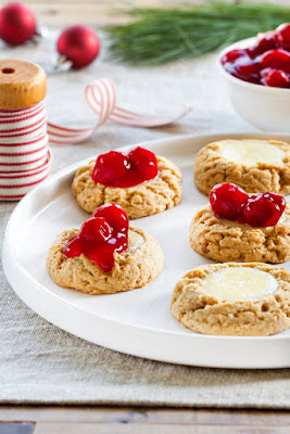 CHERRY CHEESECAKE COOKIES RECIPES