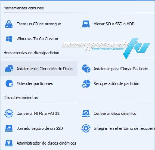 AOMEI Partition Assistant Technician Edition Versión Full Español