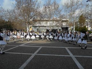 Στιγμιότυπα από τα γυρίσματα για την εκπομπή της Βουλής των Ελλήνων στη Ζαχάρω