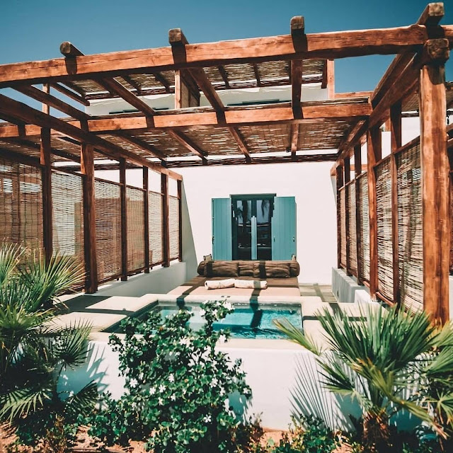 جلسات حدائق خارجية بمسقط تصميم جلسات سطح المنزل بمسقط