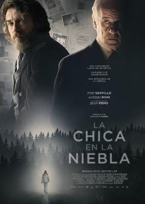 The Girl in the fog [2017] [NTSC/DVDR- Custom HD] Italiano, Español Latino
