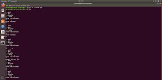 stack program in c++