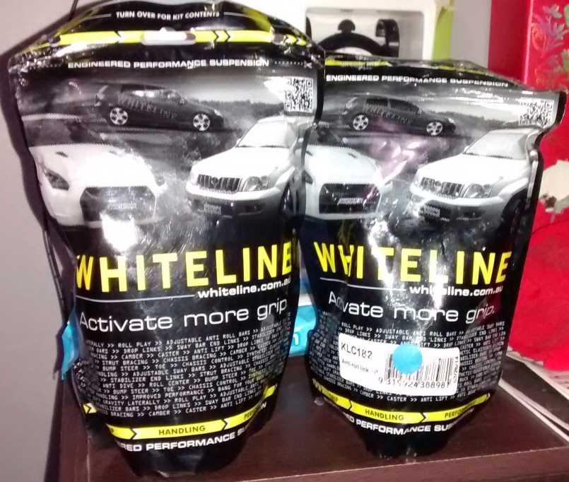 Whiteline End Links KLC139 & KLC182 Review | torsive