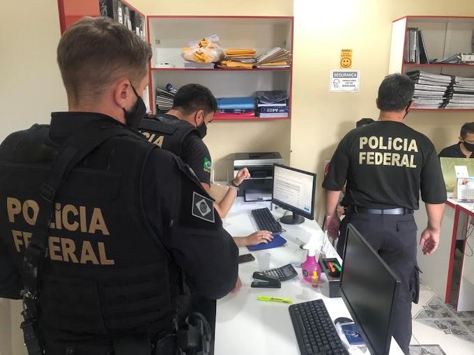 Polícia Federal investiga esquema criminoso na compra de armas de fogo em Santarém