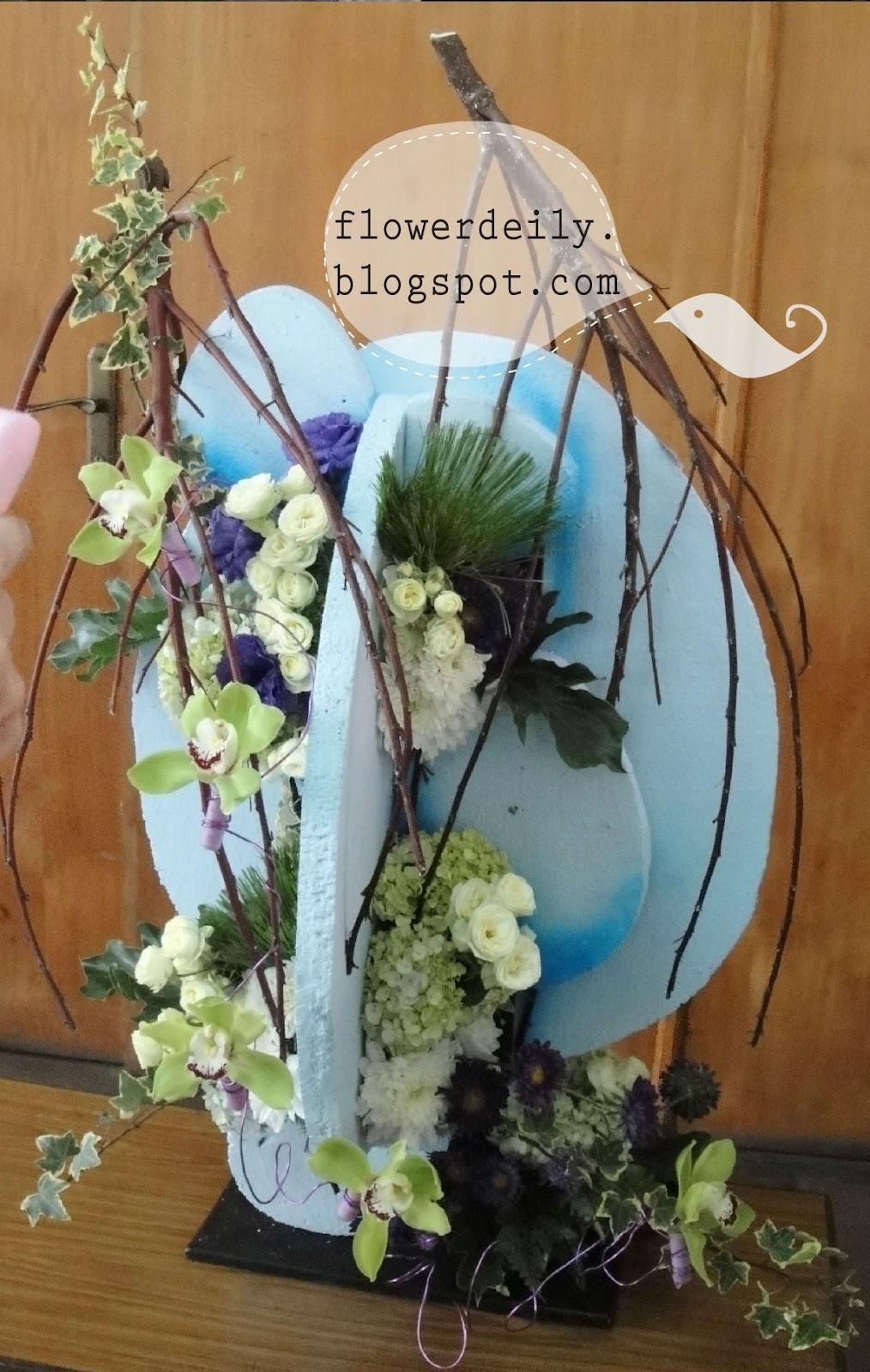 17 Best images about Spring/Summer Floral Arrangements on ... |Large Spring Floral Arrangements