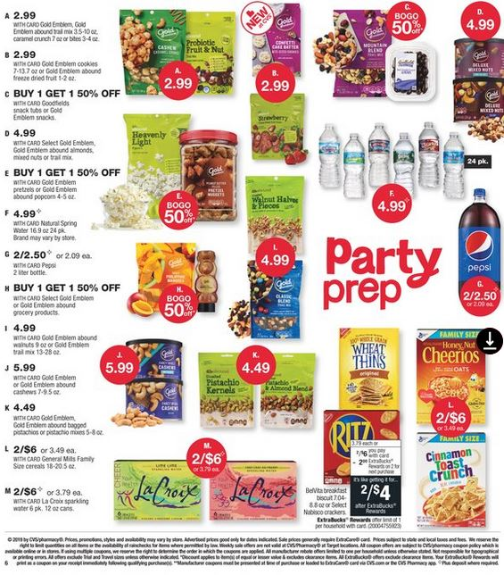 CVS Weekly Ad Preview 1117-1123 Page 7
