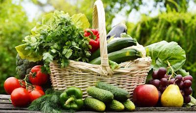 Profert Gübre Ocak Ayı Sebze ve Meyveleri