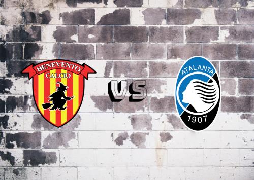 Benevento vs Atalanta  Resumen