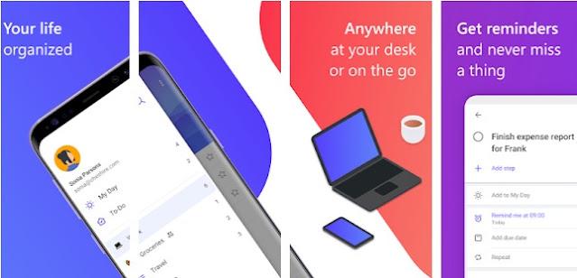 أفضل تطبيقات قائمة المهام لنظامي التشغيل اندرويد وايفون