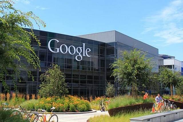 Google's new office design