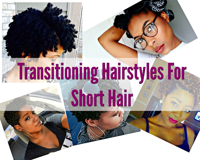 Click here to get a hair product great for short transitioning natural hair!