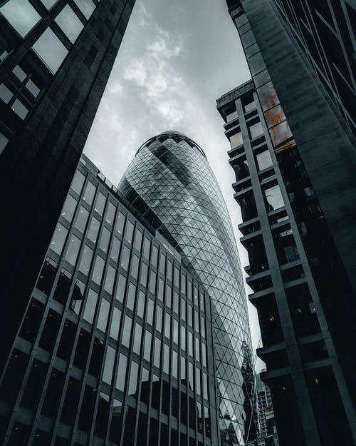 Londra modern mimari örnekleri