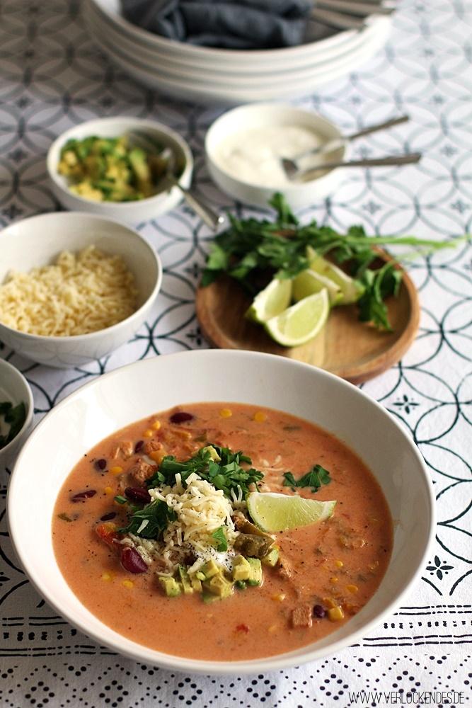 Suppen aus dem Slow Cooker Rezepte