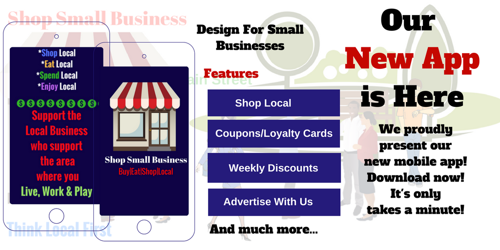 Shop Small Business App