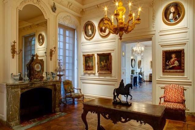 Museu Carnavalet em Paris - interior