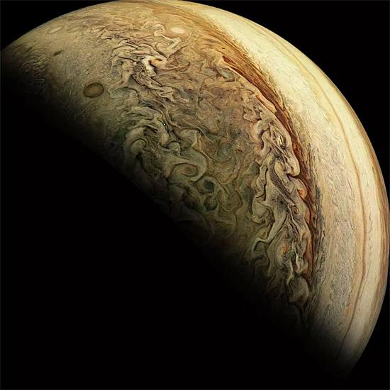 NASA libera mais fotos inéditas de Júpiter - Img 2