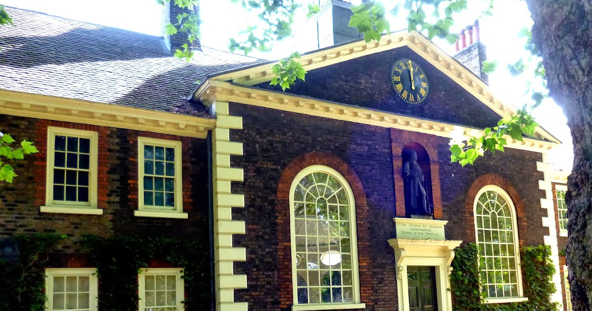 Dr Tony Shaw: The Geffrye: Museum of the Home, Shoreditch, London