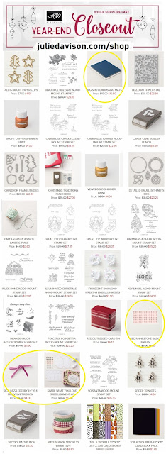 Stampin' Up! 2018 Year-End Closeout Sale