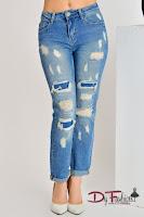 Jeans Bonbon Lady