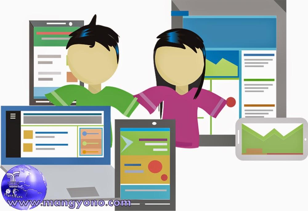 Mengelola banyak blog, membuat Blogger tidak produktif, Benarkah?. Gambar by Patrick Prasetyo