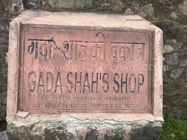 Information about Gadashah Shop Mandu