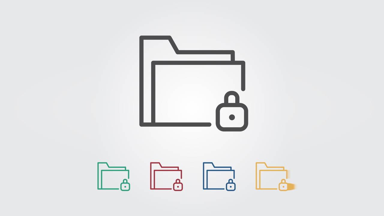 7+ Cara Mengunci Folder Di Laptop Dengan Mudah + Aman