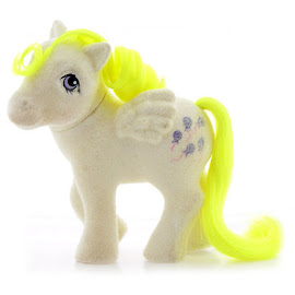 MLP Surprise Year Four So Soft Ponies G1 Pony