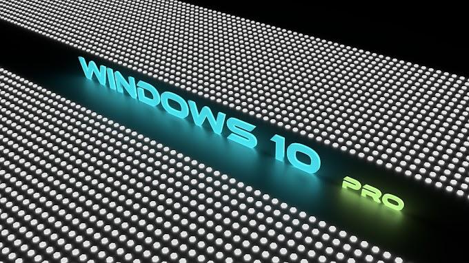 Papel de Parede Windows 10 Pro
