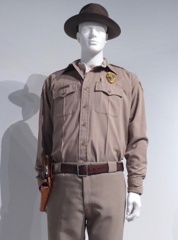 David Harbour Stranger Things Jim Hopper costume