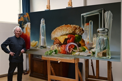00-Tjalf-Sparnaay-The-Beauty-of-the-Everyday-Paintings-of-Food-Art-www-designstack-co