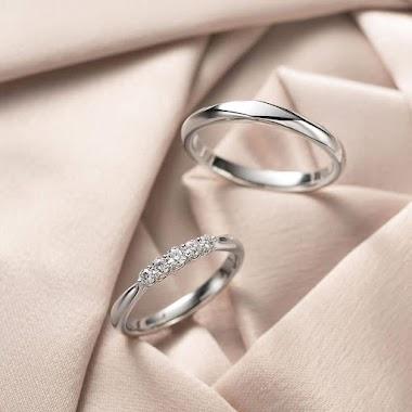 Cincin Nikah Lambang Persatuan   Cincin Nikah Bekasi