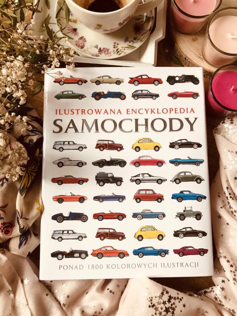 Richard Dredge,Ilustrowana encyklopedia samochody