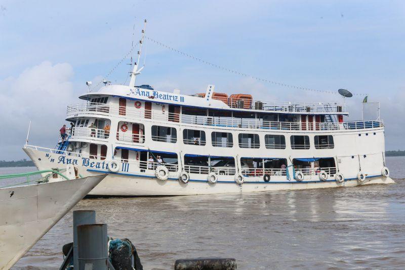 Entra em vigor o decreto que proíbe entrada de embarcações do Amazonas no Pará