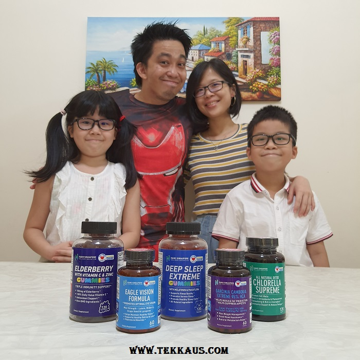 Nano Singapore Supplements Review For My Family