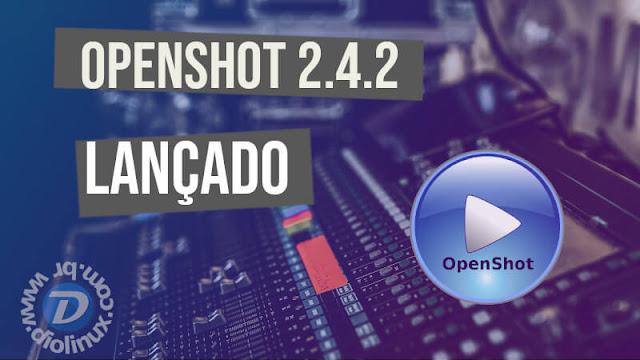 Nova versão do OpenShot está disponível para download
