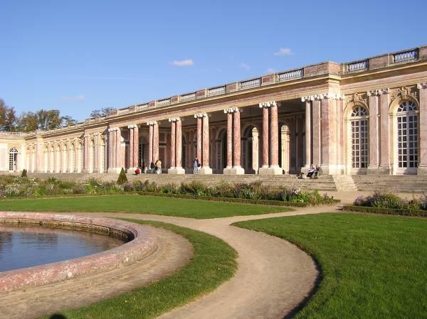 Grand Trianon, Versalhes, França