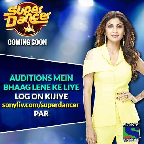 'Super Dancer Season 2' Show on Sony Tv Host,Judge,Audition,Timing,Promo,Plot Wiki