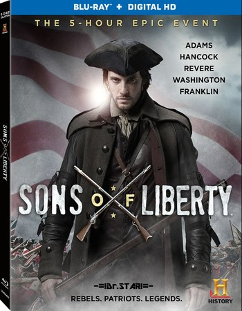 Sons of Liberty (2015) Dual Audio 720p