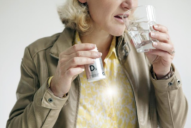 sufficient Vitamin D levels can prevent severity of Covid infection