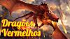 Pensando RPG #227 - O que você precisa saber sobre Dragões Vermelhos