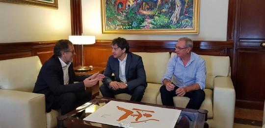 Turisme y la Diputación de Castellón impulsarán el turismo de la provincia desde la 'cooperación institucional'