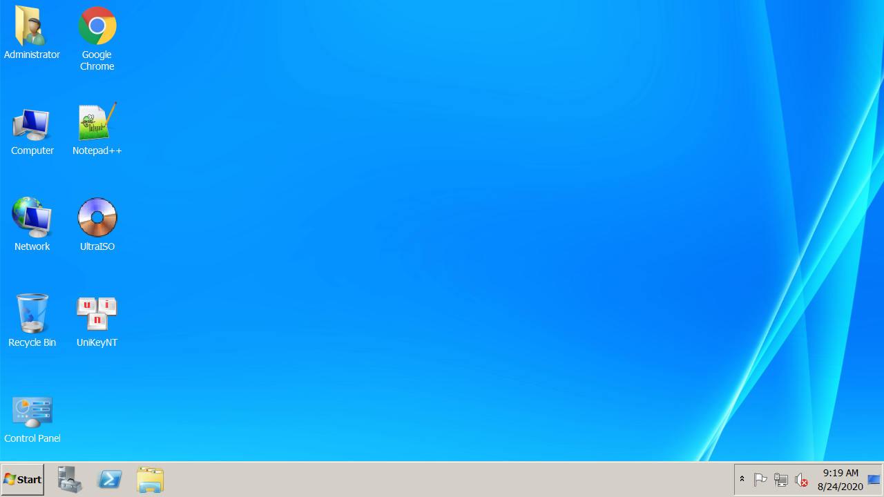 Tải Ghost Windows Server 2008 R2 Web Edition 64 Bit Key bản mới quyền.
