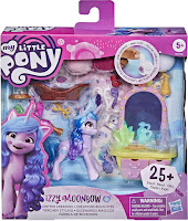 My Little Pony Izzy Moonbow Critter Creation Movie a New Generation Figure