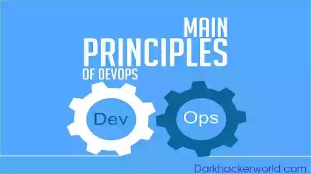 main principle of devops