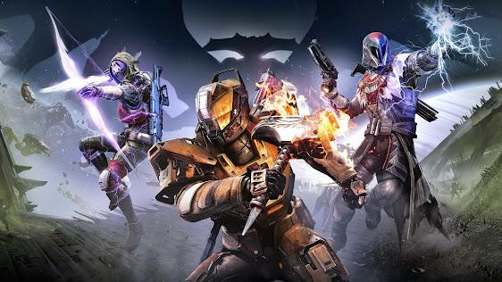 Destiny 2, Beyond the Light one of the battle scene