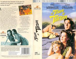 El tesoro de Tarzan (1941)